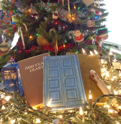 doctor who notebooks