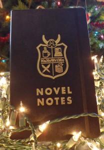 NaNo notebook