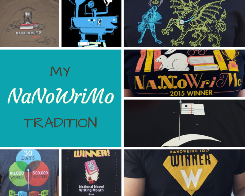 My NaNoWriMo Tradition